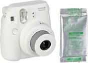 Fujifilm Instax Mini 8 baltas (rinkinys)