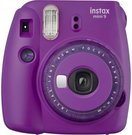 Fujifilm Instax Mini 9, clear purple + Instax Mini film