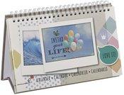 Fujifilm Instax WIDE Calendar Perpetual Calendar for 13 Photos