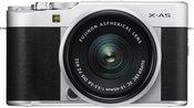 Fujifilm X-A5 + 15-45mm XC (sidabrinis)