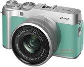 Fujifilm X-A7 + 15-45mm Kit, mint