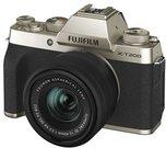 Fujifilm X-T200 + 15-45mm (Gold)