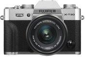 Fujifilm X-T30 + 15-45mm (Sidabrinis)
