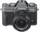Fujifilm X-T30 + 15-45mm (Tamsaus sidabro)