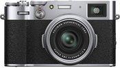 Fujifilm X100V, silver