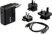 GoPro Supercharger international Dual-Port Charger AWALC-002