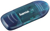 Hama Card Reader Writer 6 in 1 USB 2.0 114730