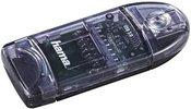 Hama USB3.0 Card Reader SD/microSD, anthracite
