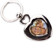 Heart shape keyring with box