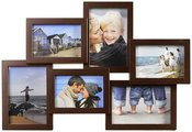 Henzo Holiday brown Gallery for 6 photos 3x9x13 3x10x15 8121104