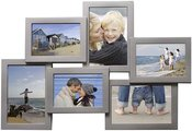 Henzo Holiday silver Gallery for 6 pict. 3x9x13 3x10x15 8121115
