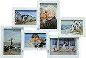 Henzo Holiday white Gallery for 6 pict. 3x9x13 3x10x15 8121102