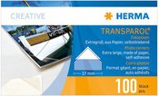 Herma Transparol Photo Corners XXL 100 pcs 1302