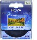 Filtras HOYA Pol circular Pro 1 Digital 58 mm