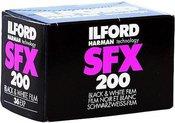 Ilford film SFX 200/36