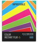 Impossible Color Film for 600 metallic frame edition