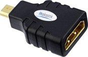 in-akustik Premium HDMI Adapter HDMI - micro HDMI