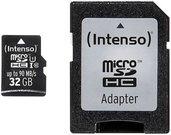 Intenso Micro SDHC 32GB Pro 3433480