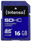 Intenso SDHC 16GB Class4 3401470