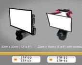 INTERFIT STR152 šviesdėžė Strobies PortAbox 22cm x 16cm ( 9