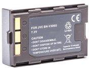 JVC, baterija BN-V306U