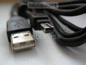 Kabelis Nikon USB ver. 2