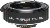 Kenko adapteris Teleplus MC 1.4 PRO 300 DG, Canon
