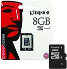 Kingston microSDHC 8Gb Flash