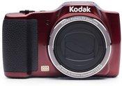 Kodak Friendly Zoom FZ201 red