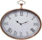 Laikrodis sieninis 33x4.5x34 cm metalinis 871125297893 (3 spalvų)