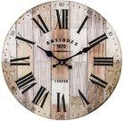 Laikrodis sieninis MDF 34x34x3 cm 124264