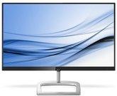 """LED 27"""" IPS 276E9QJAB/00 FHD 1920x1080p 16:9 20M:1 (typ 1000:1) 250cd 5ms 178/178 VGA/DP/HDMI SPK 3Wx2, c:Black/Silver"""