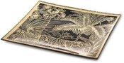 Lėkštė dekoratyvinė su palmių piešiniu 1,5x15x15 cm 131277