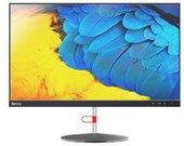 "Lenovo ThinkVision X24-20 23.8 "", IPS, FHD, 1920 x 1080 pixels, 16:9, 6 ms, 250 cd/m², Black"