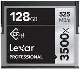 Lexar CFast 2.0 128GB 3500x Professional
