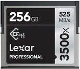 Lexar CFast 2.0 256GB 3500x Professional