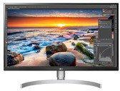 """LG 27UK850-W 27"""" UHD IPS LED 4K, 3840X2160, 16:9, 5ms, 178/178, HDMI, DisplayPort LG"""