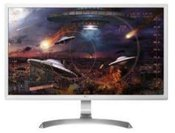 "LG 27UD59P-W 27 "", 4K Ultra HD, 3840 x 2160 pixels, 16:9, LCD, IPS, 5 ms, White"