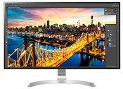 """LG 32UD89-W.AEU 31.5 """", 3840 x 2160 pixels, 350 cd/m², 1, HDMI ports quantity 2, White"""