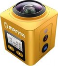 Manta MM9360 360-Degree 4K Sport Camera