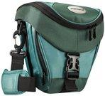 mantona Premium Holster Bag dark green