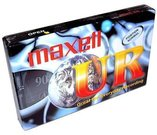 Maxell audio cassette tape UR-90
