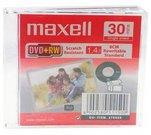 Maxell DVD+RW 1.4GB 4x 30min Slim