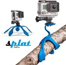 Miggo Splat Flexible Tripod GOP Blue
