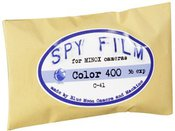 Minox SPY Film 400 8x11/36 Color