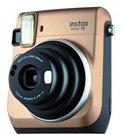 Fujifilm Instax Mini 70 (Auksinis) + 10 Fotoplokštelių