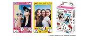 Fujifilm Fotoplokštelės Instax MINI Hello Kitty 10vnt.