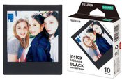 Fujifilm Fotoplokštelės Instax SQUARE Black Frame 10vnt.
