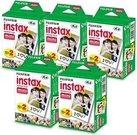 Momentinės fotoplokštelės instax mini GLOSSY(10plx2) x 5 pakuotės