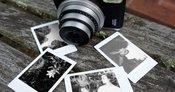 Momentinės fotoplokštelės INSTAX MINI MONOCHROME (10pl)